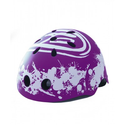 Premium Pro Skating Helmet Energy Splash