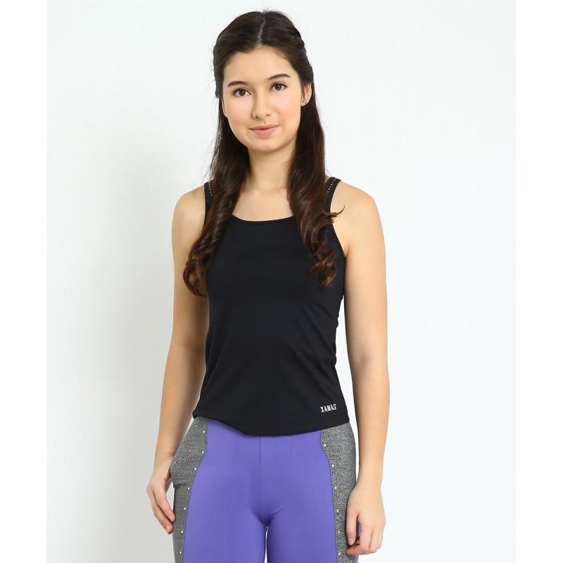 Sports vest - black