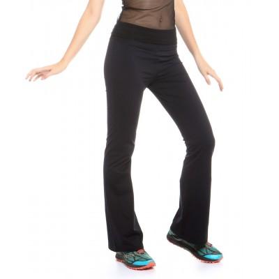 运动长裤,保温,黑色
