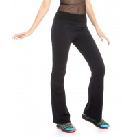 Sports long pants - black 1