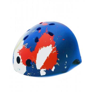 Premium Pro Skating Helmet Graffiti Splash