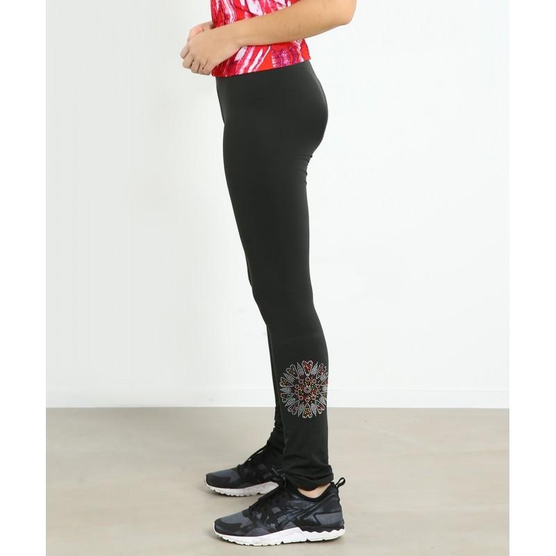 Sports pants - long - mandala
