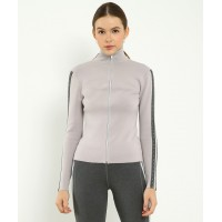 The Queen Deluxe Skater Jacket - Knitted Tencel
