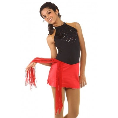 Classic Evelyn Figure Skating Dress