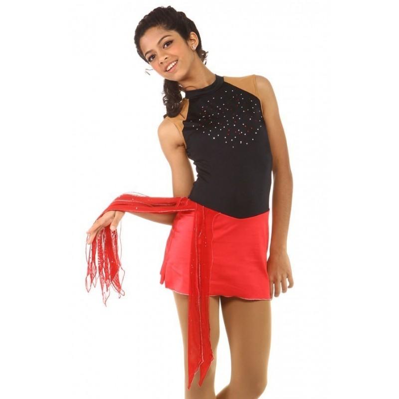 大众最爱 Evelyn 花样滑冰表演服比赛裙