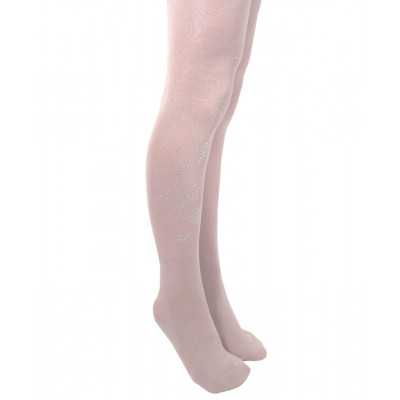 Trendy Pro XAMAS OTH Floating Leaves Stockings - Caramel