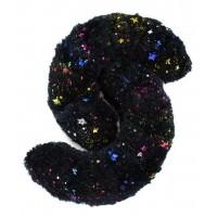 绒布软刀套 - 彩星黑 - 花样滑冰