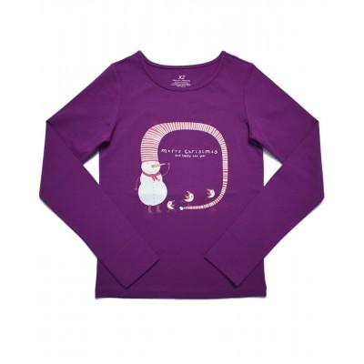 小童长袖T恤, 图案 B