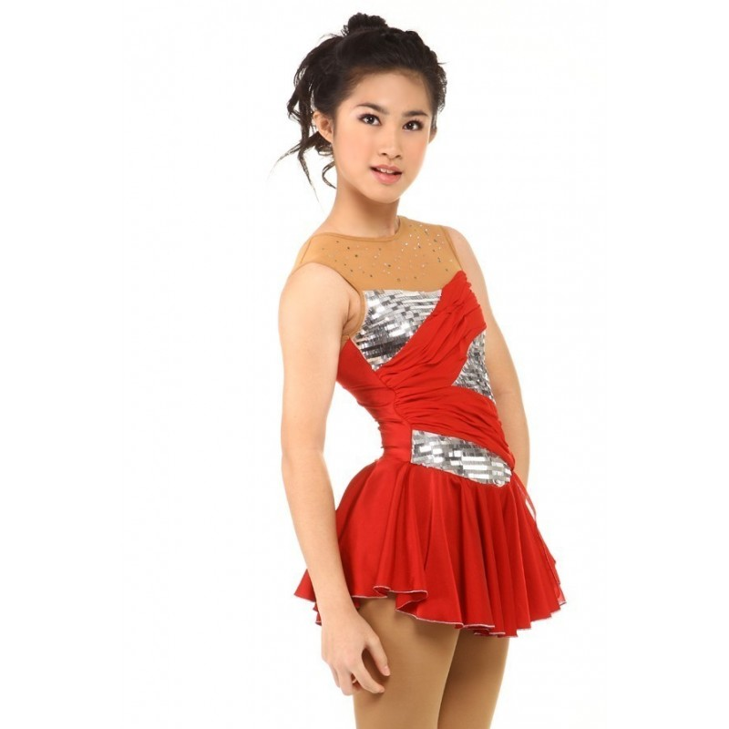 Trendy Pro Charlotte Figure Skating Dress