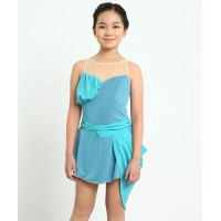 Song of the wind sleeveless figure skating dress
