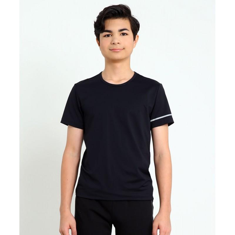 运动短袖T恤 - 保温功能