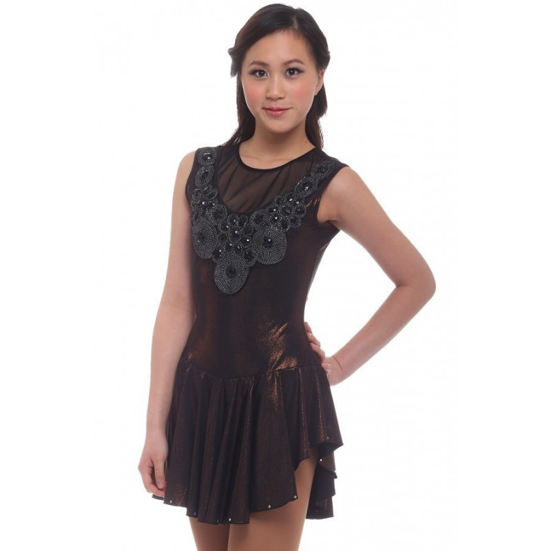 Trendy Pro Lucy Figure Skating Dress