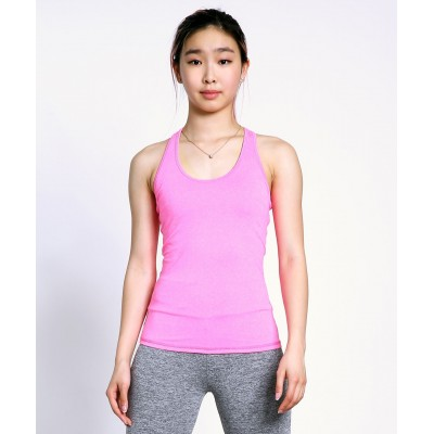 Classic XAMAS Off Ice Training Tank Top - Flu Pink