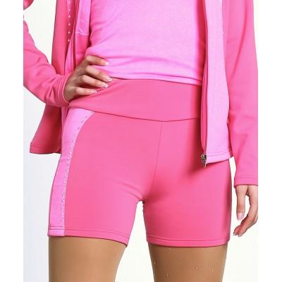 Trendy Pro XAMAS Butterfly Skater Shorts - Fuchsia