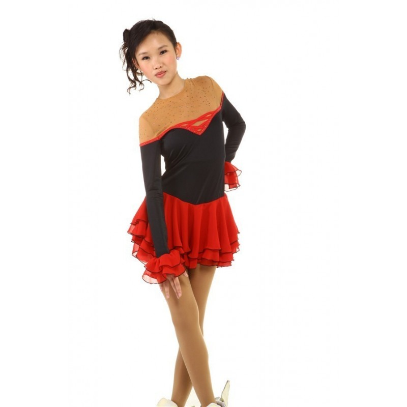 Trendy Pro Valencia Figure Skating Dress
