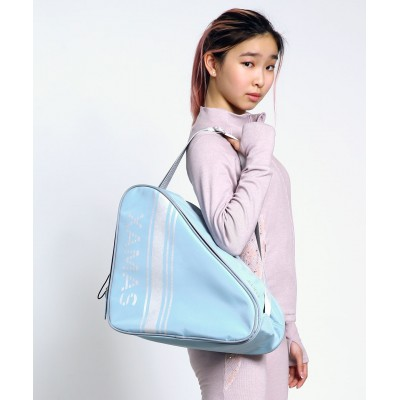 Trendy Pro XAMAS Soft Touch Ventilated Skate Bag - Baby Blue