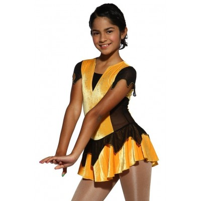 Classic Manuela Figure Skating Dress