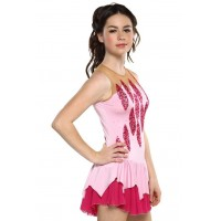 Classic Candy Figure Skating Dress