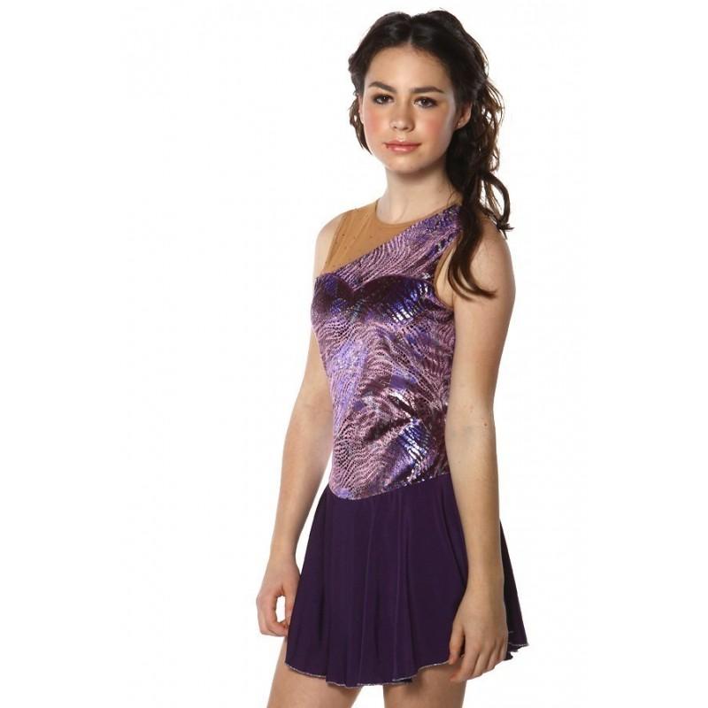 Classic Martha Figure Skating Dress