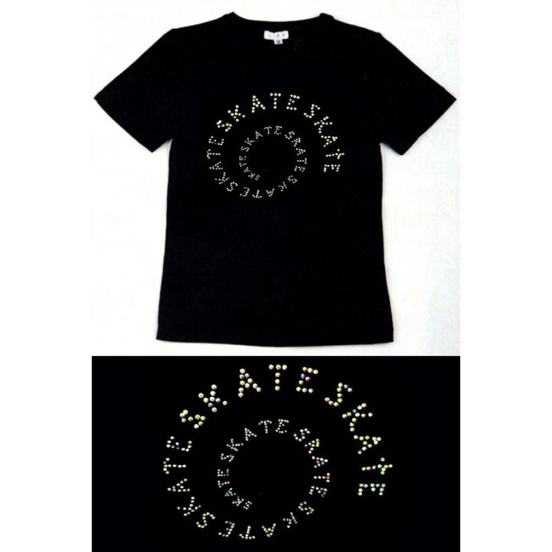 Classic XAMAS Crystal Skate T-Shirt