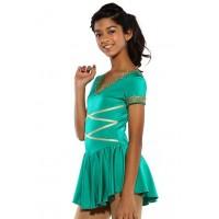 大众最爱 Indira 花样滑冰表演服比赛裙
