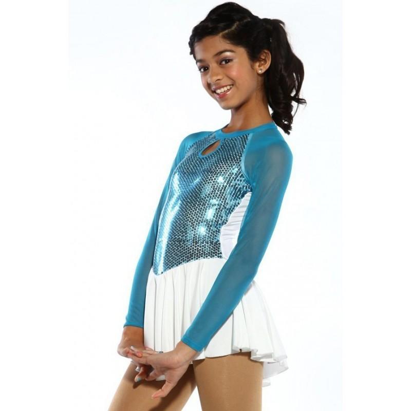 Classic Rebecca Figure Skating Dress