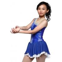 青春时尚 Louisa 花样滑冰表演服比赛裙