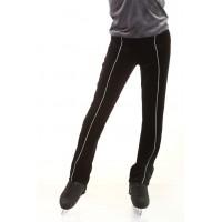 花样滑冰长裤,黑色