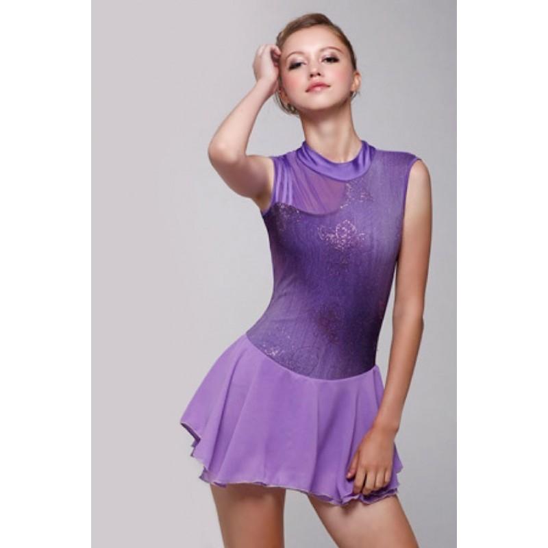 Trendy Pro Allison Figure Skating Dress