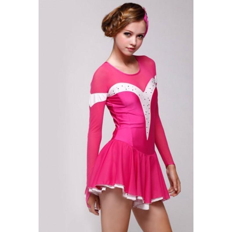 Figure skating dress 25