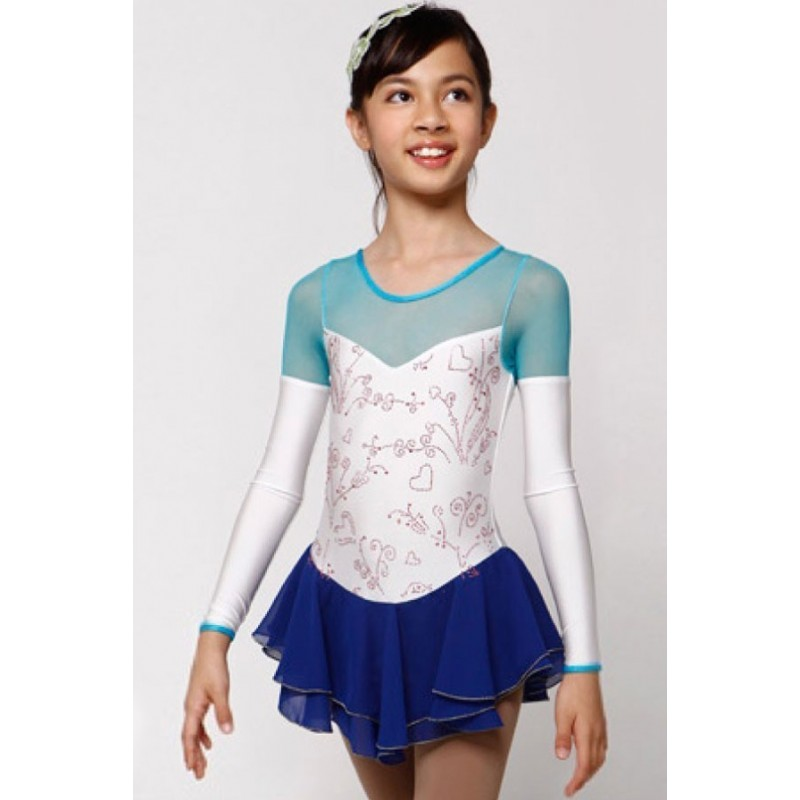 Figure skating dress 14
