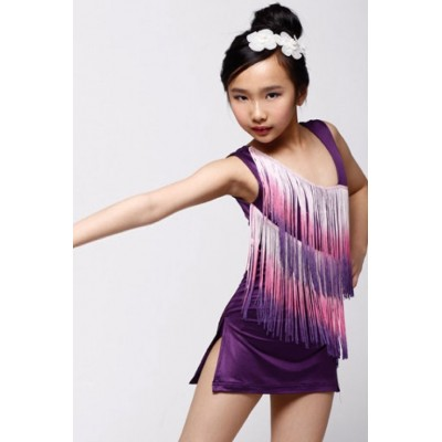 Classic Charleston Figure Skating Dress