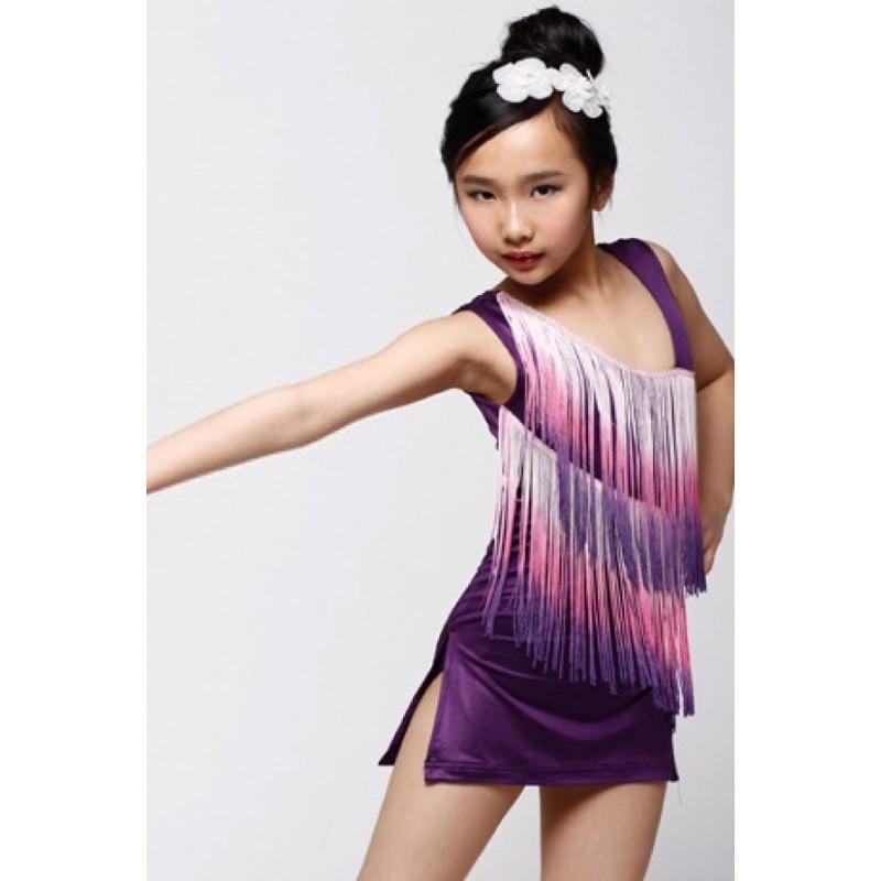 大众最爱 Charleston 花样滑冰表演服比赛裙