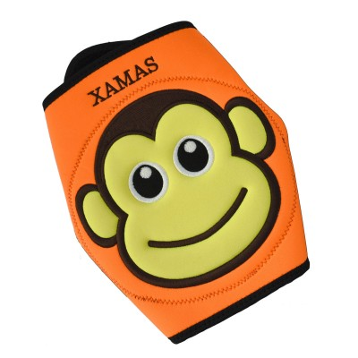 Trendy Pro Monkey Knee Pads - One Pair