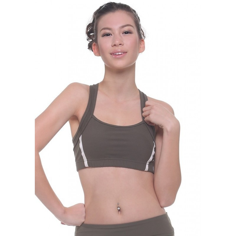 Sports crop top - sleeveless 2