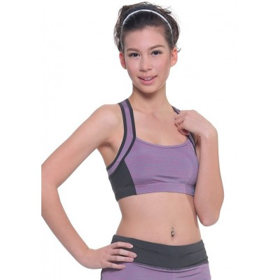 Sports crop top - sleeveless 3