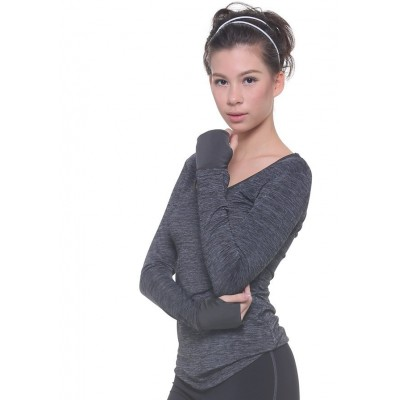Sports top - long-sleeves 4