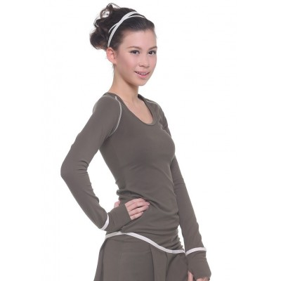Sports top - long-sleeves 5