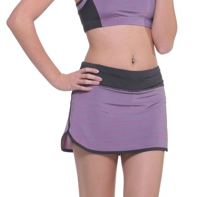 Sports skirt with inner shorts