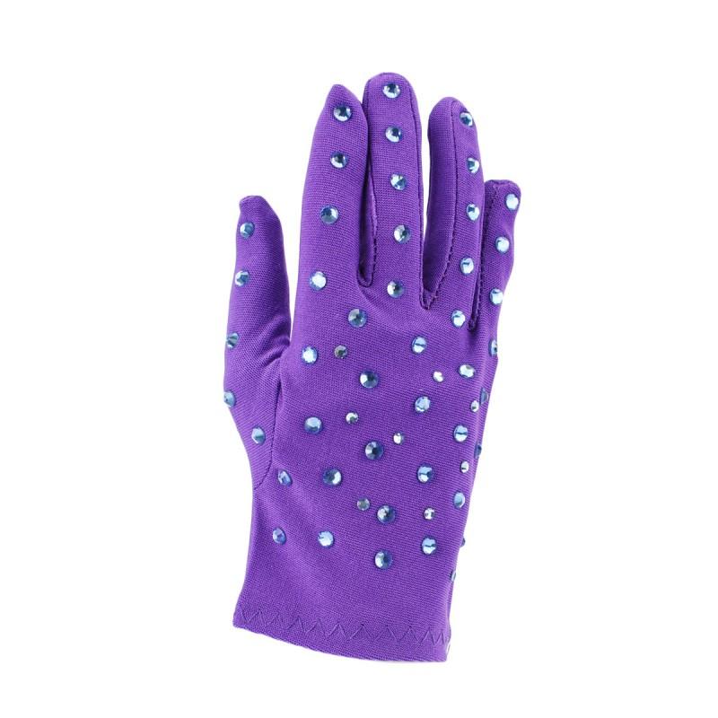 青春时尚 儿童轻弹力表演手套