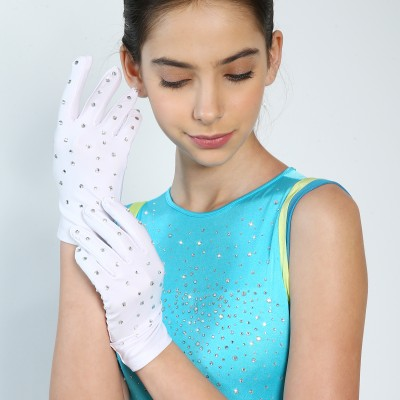 Trendy Pro Adults Crystals Perfomance Gloves