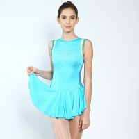Classic Celine Figure Skating Dress