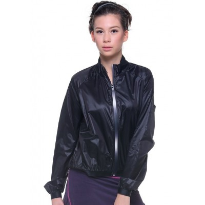 Sports multi-purpose biking windbreaker 5 - Black