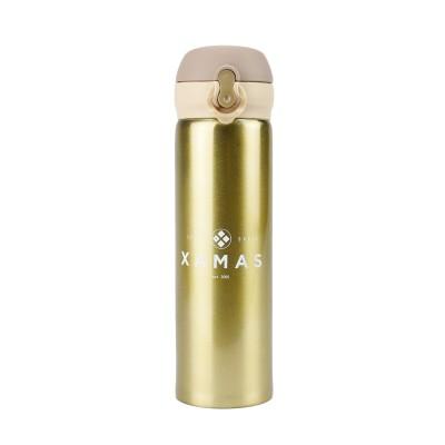 XAMAS 保温瓶 500ml - 金色