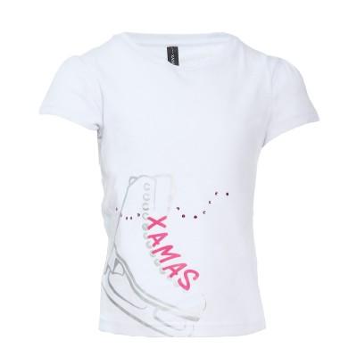 XAMAS T恤,短袖