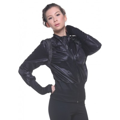 Sports multi-purpose biking windbreaker 6 - Black
