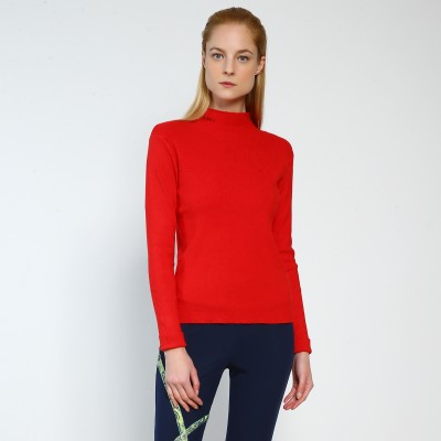 Classic XAMAS Megève Pullover - Red