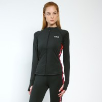青春时尚 XAMAS 红色玛瑙滑冰员训练外套