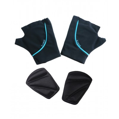 Premium Pro Padded Ice Skating Mittens