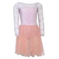 Trendy Pro Snow Stars Tutu Skirt